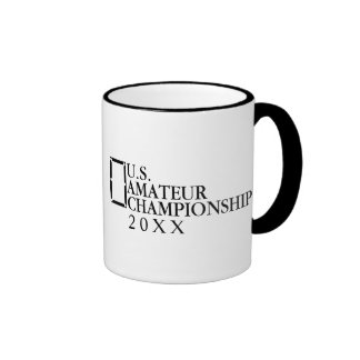 Custom U.S. Amateur Logo - Add Your Own Year Coffee Mug