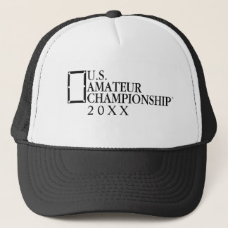 Custom U.S. Amateur Logo - Add Your Own Year Trucker Hat