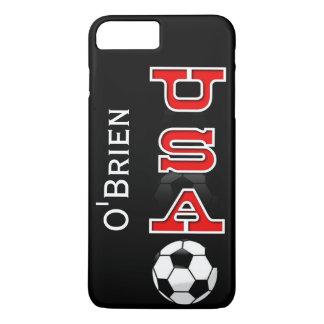 Custom USA soccer Phone Case
