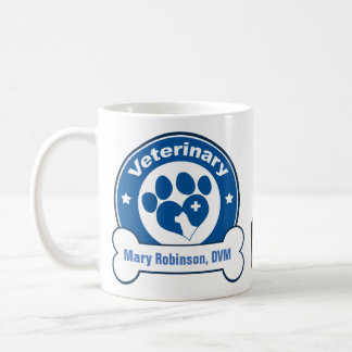 Custom Veterinary Medicine Coffee Mug