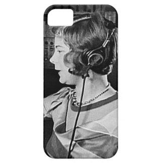 Custom vintage photo iPhone SE + iPhone 5/5s case