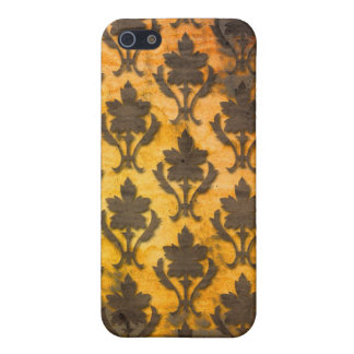 Custom Vintage Wallpaper Design for iPhone 5 Case For iPhone 5/5S