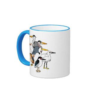 Custom Waders Coffee Mugs
