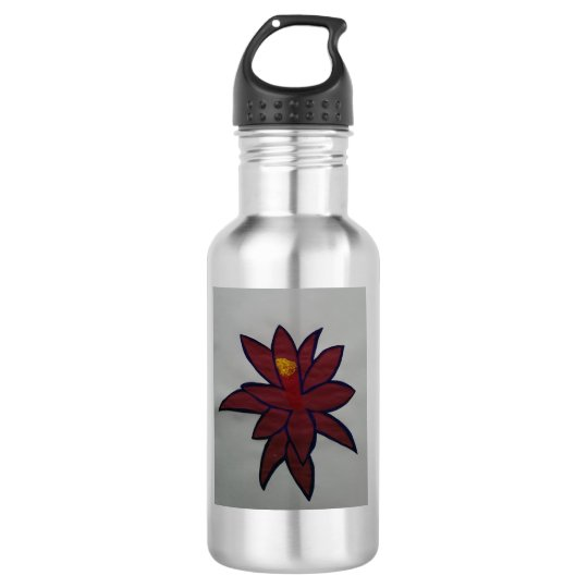 Custom Water Bottle (532 ml), Stainless Steel
