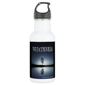 Custom Water Bottle (532 ml), White/whatever