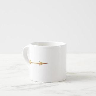Custom Watercolor Arrow Coffee/Espresso Mug
