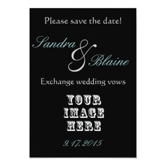 Custom Wedding Favor 13 Cm X 18 Cm Invitation Card