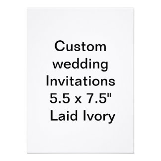 Custom Wedding Invitation to personalize