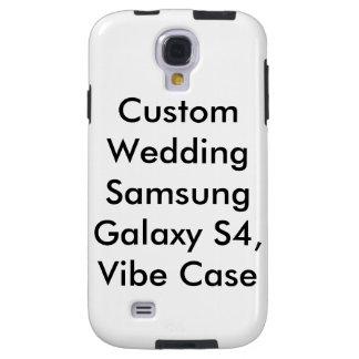 Custom Wedding Samsung Galaxy S4,  Vibe Case Galaxy S4 Case