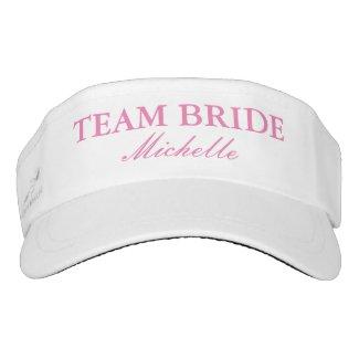Team Bride Visor