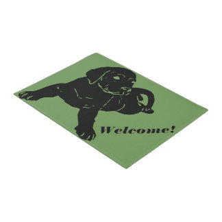 Custom Welcome Mat