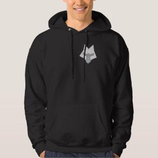 Custom Wolf Sweatshirt! Hooded Sweatshirt