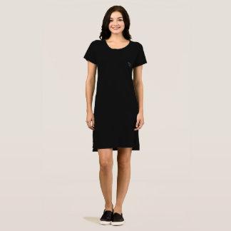 Custom women's t-shirt dress