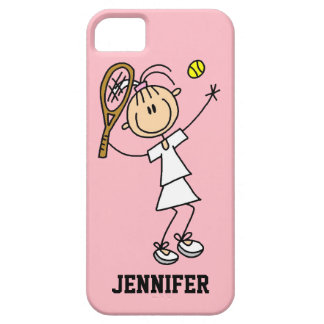 Custom Women's Tennis iPhone 5 Case