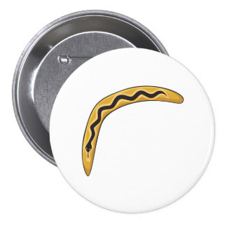 Custom Wooden Australia Aboriginal Boomerang Mugs Button