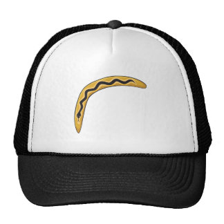 Custom Wooden Australia Aboriginal Boomerang Mugs Trucker Hat