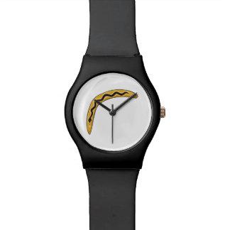 Custom Wooden Australia Aboriginal Boomerang Mugs Wrist Watch