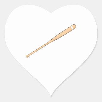Custom Wooden Baseball Softball Bat Mug Button Bag Heart Sticker