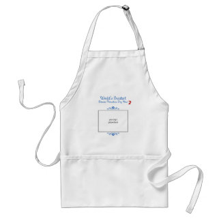 Custom Worlds Greatest Bernese Mountain Dog Mix Standard Apron