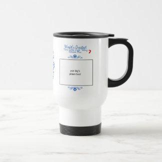 Custom Worlds Greatest Duck Tolling Retriever Mix Mugs
