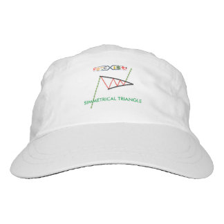 Custom woven professional hat, white, by Forexisti Hat