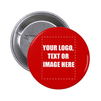 Custome Products 6 Cm Round Badge