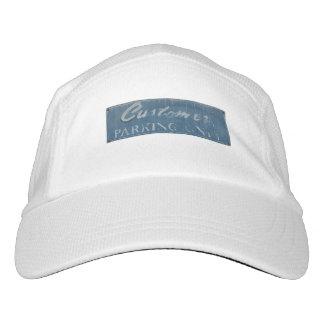 customer parking hat