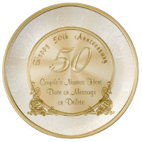 Customisable 50th Wedding Anniversary Gifts