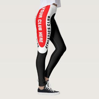 Customisable Athletics Club Leggings Version 1