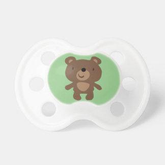 Customisable Bear Baby Pacifier