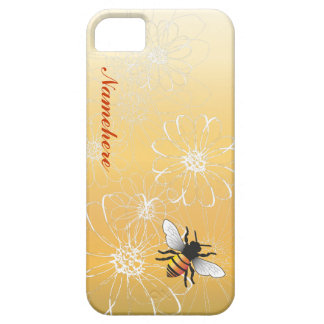 Customisable: Bee iPhone 5 Covers