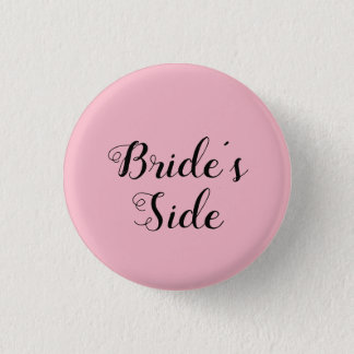 Customisable Bride's Side Button