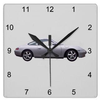 Customisable Car Wall Clock