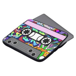 Customisable Cassette Tape Laptop Computer Sleeve