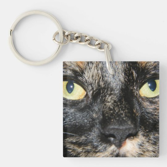 Customisable Cat Keychain