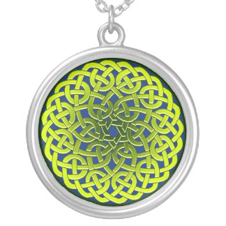 Customisable Celtic Knot Art Necklace