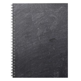 Customisable Chalkboard Base Notebooks