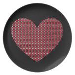 Customisable Diamond Heart