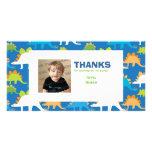 Customisable DINO-mite Photo Card