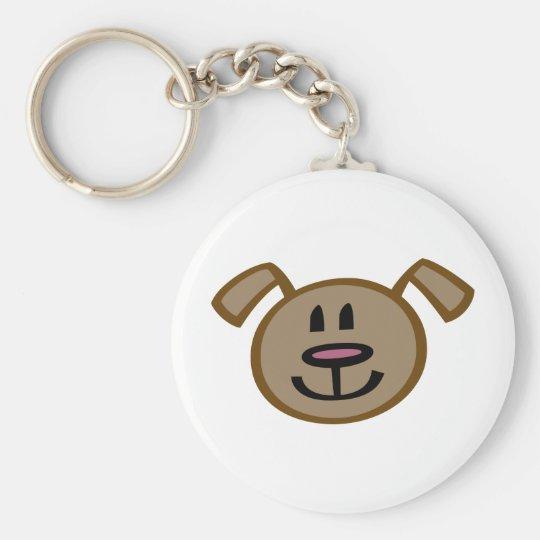 Customisable Dog Key Ring