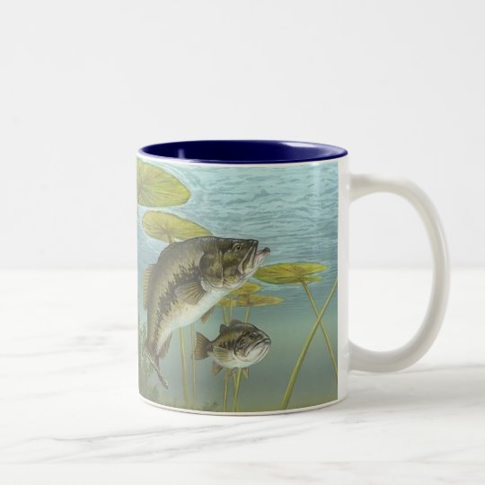 Customisable Fishing Mug