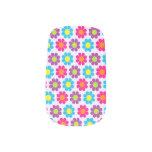 Customisable Flower Power Nail Wrap