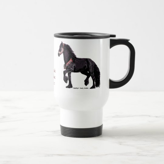 Customisable Friesian Mugs
