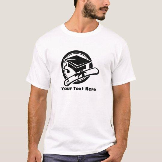 Customisable Graduation (1) T-Shirt