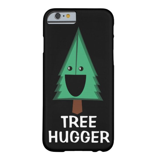 Customisable Happy Tree Hugger Phone Case