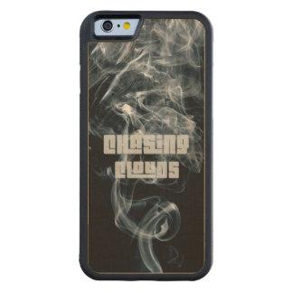 Customisable Iphone6 Wood Case Maple iPhone 6 Bumper
