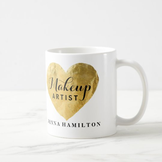 Customisable Makeup Artist Coffee Mug