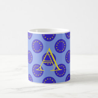 Customisable Monogram EU/Brexit Mug