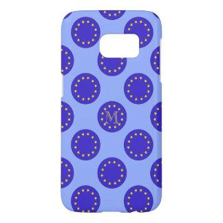 Customisable Monogram EU Samsung Galaxy S7 Case