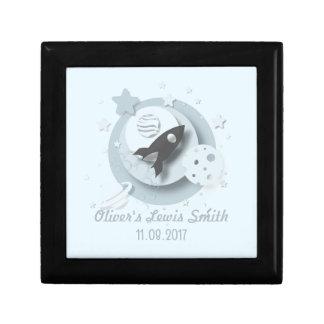 Customisable Moon & Stars Jewellery/Gift Box
